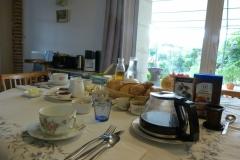 L'heure du petit déjeuner