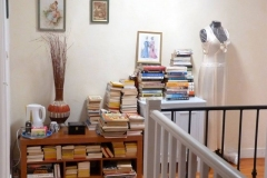 Palier des chambres : détente, lecture